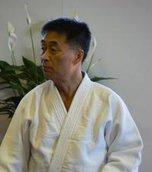 Onze huidige Shihan, Ichiro Shishiya 7e dan Aikikai Aikido